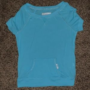 Light Blue Top